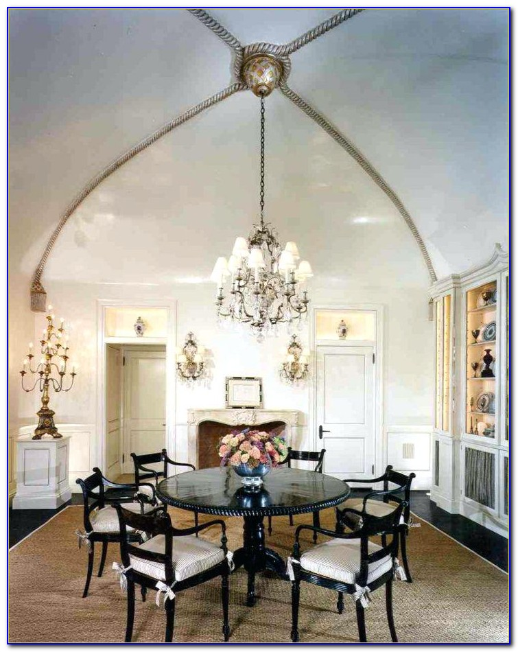 Chandeliers For High Ceilings