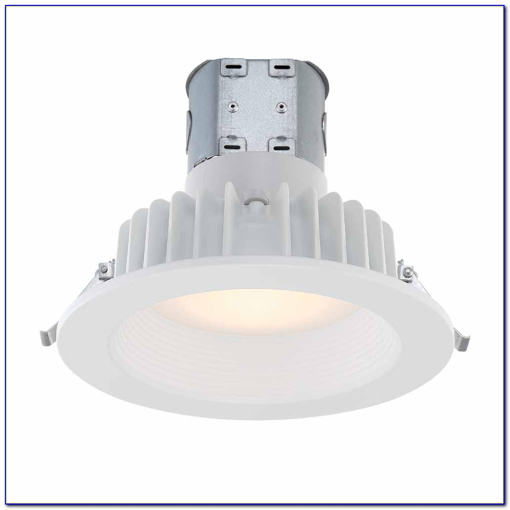 Commercial Electric 11 In Ceiling Light Led