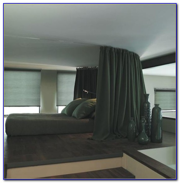 Curved Ceiling Curtain Track