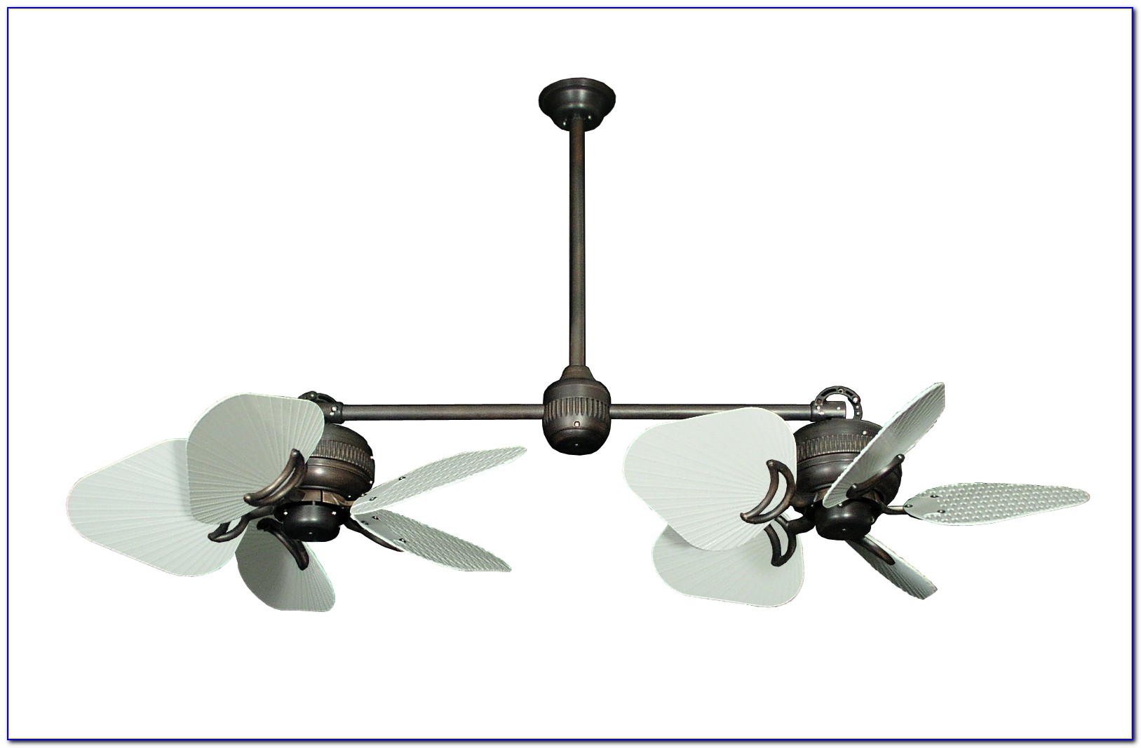 Double Blade Outdoor Ceiling Fans