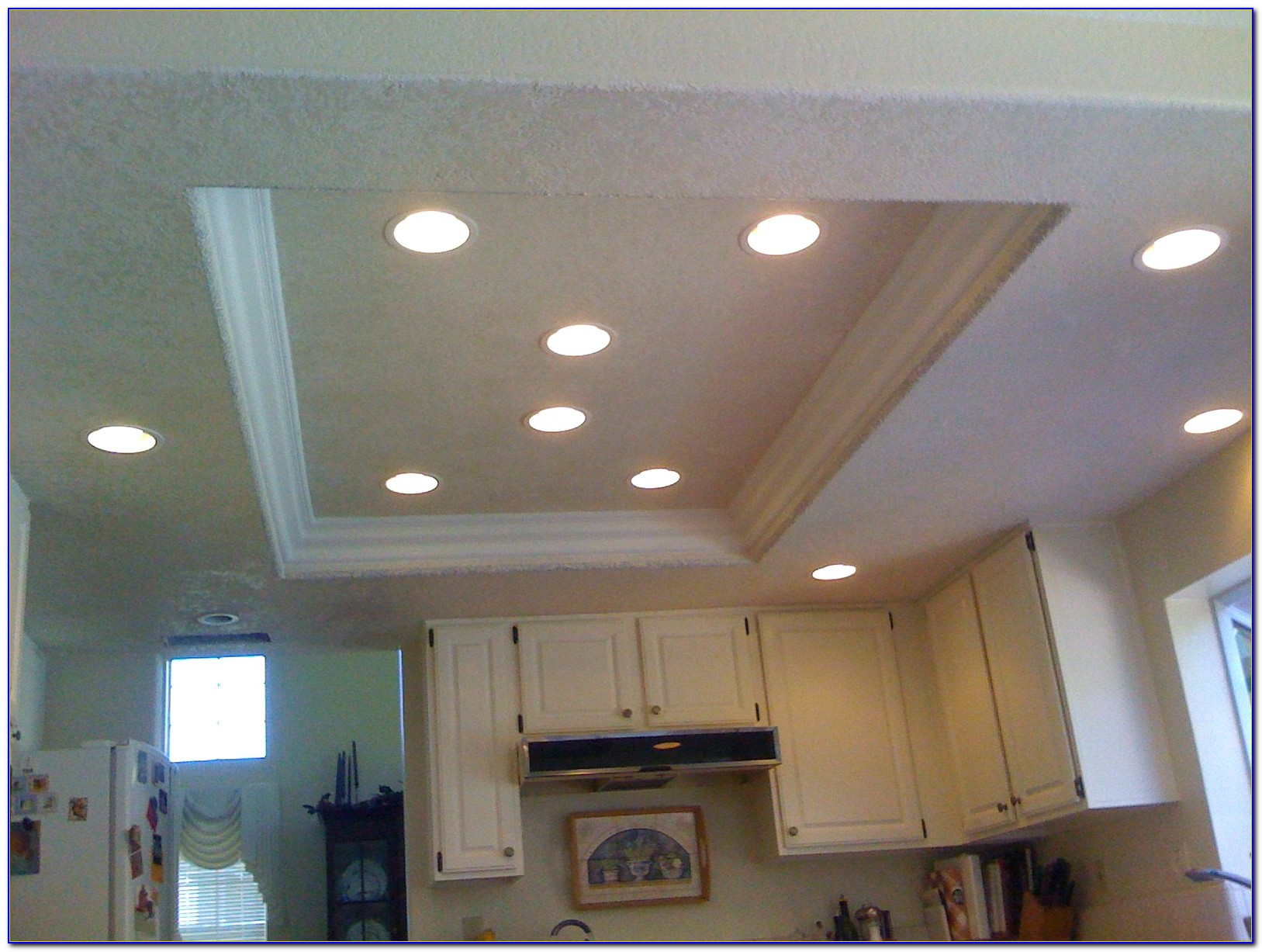 Drop Ceiling Recessed Lighting Fixtures