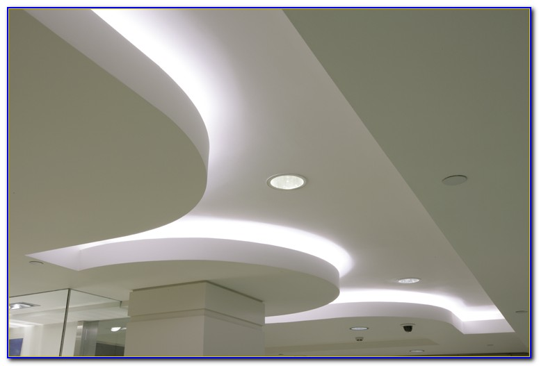 Drop Ceiling Recessed Lights