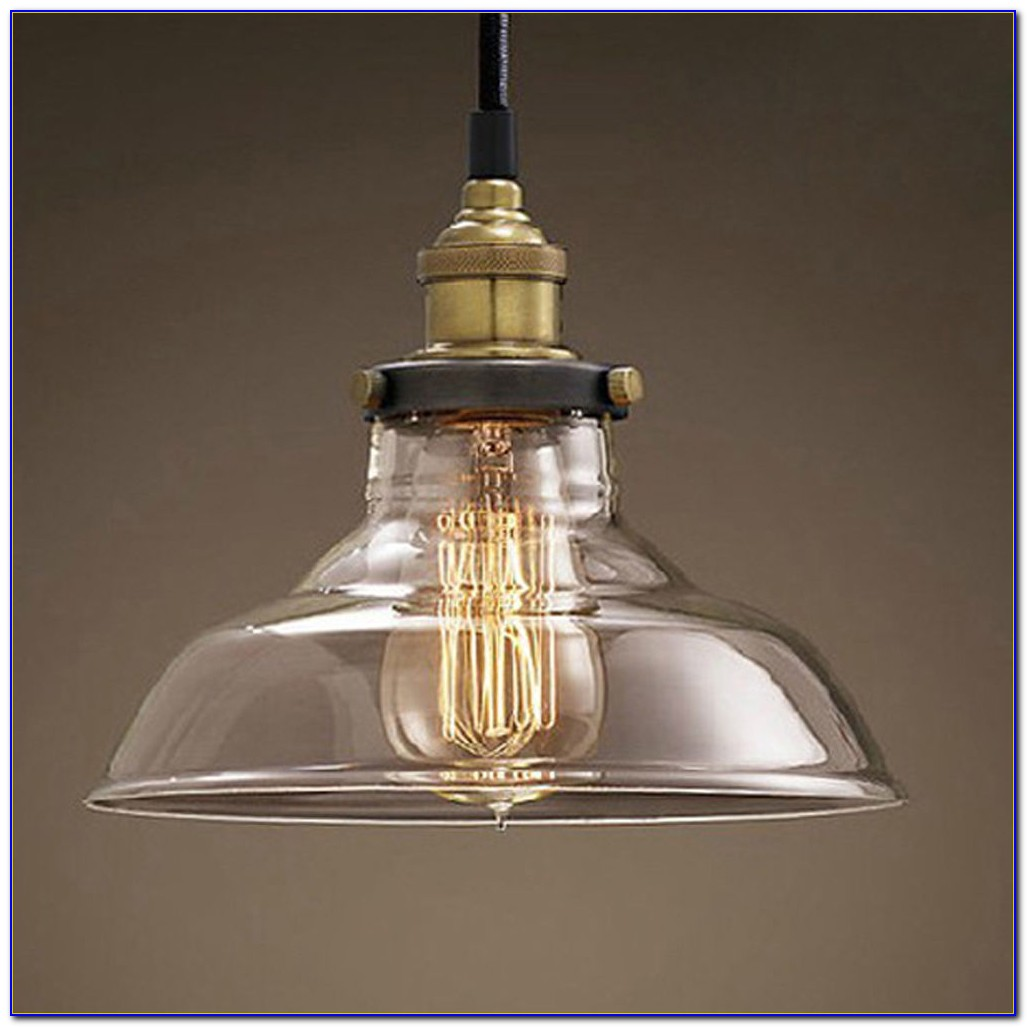 Edison Bulb Ceiling Light