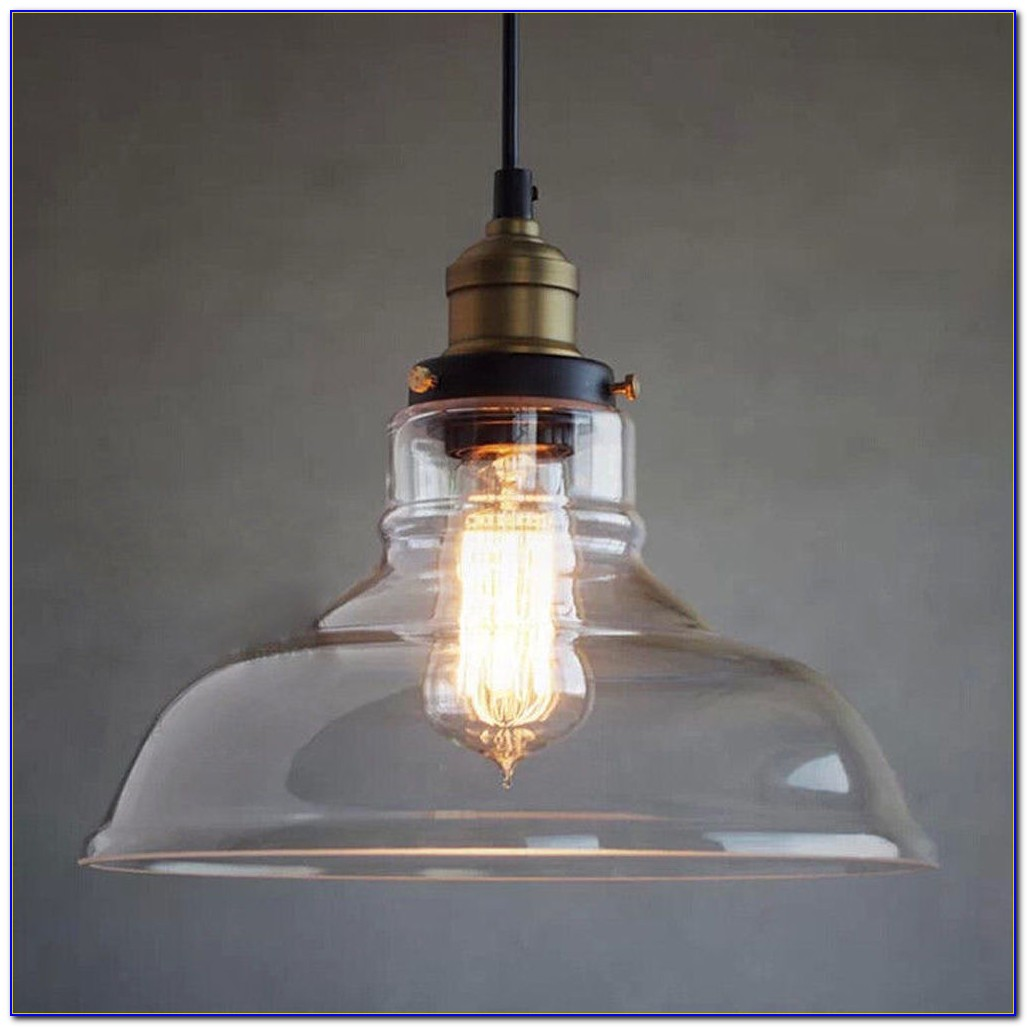 Edison Light Bulb Ceiling Fan