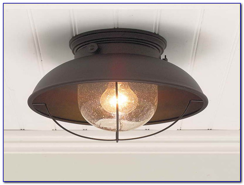 Exterior Ceiling Light Fixtures