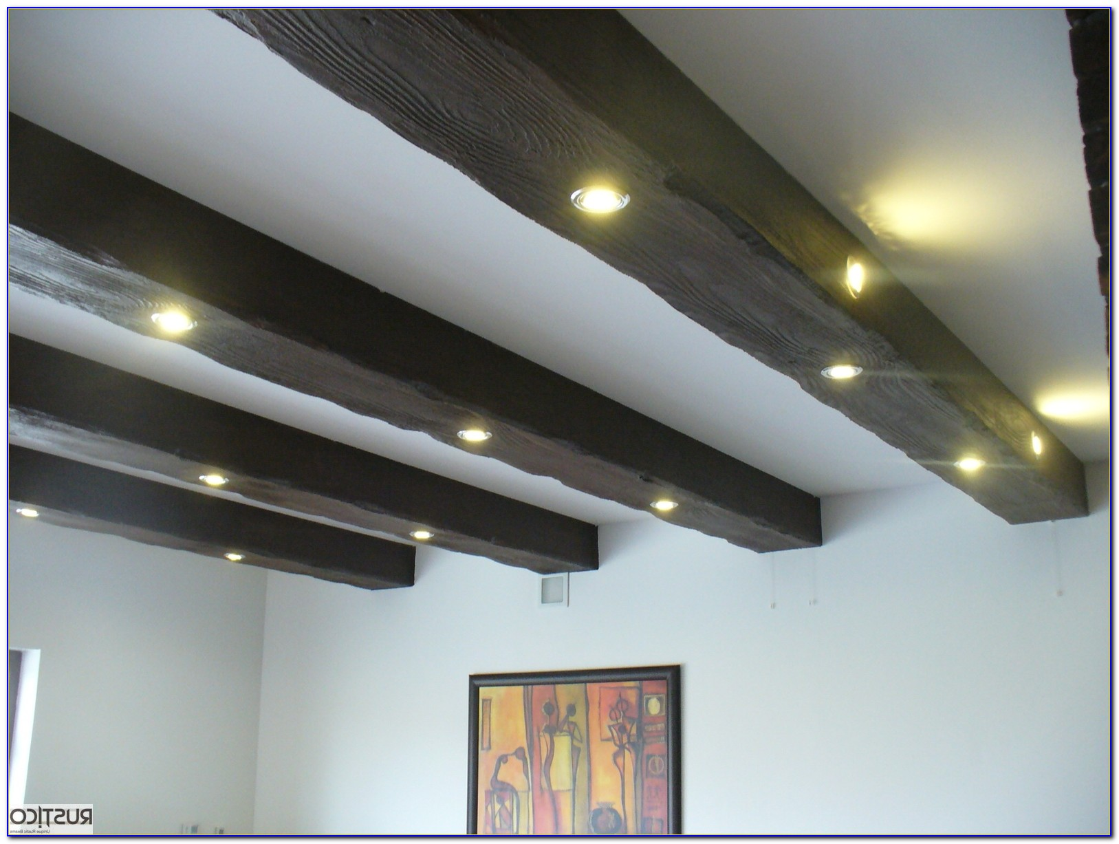 Faux Wood Beams For Ceilings