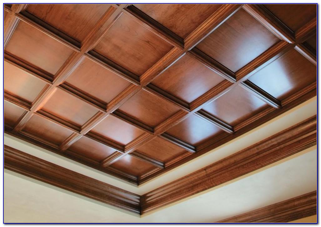 Faux Wood Ceiling Panels Waterproof