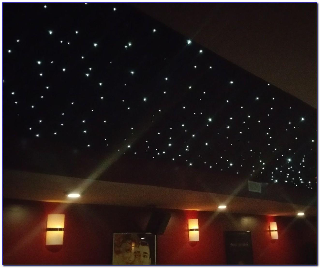 Fiber Optic Ceiling Panels
