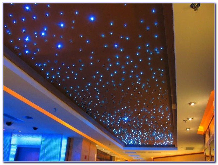 Fiber Optic Star Ceiling Panels Uk