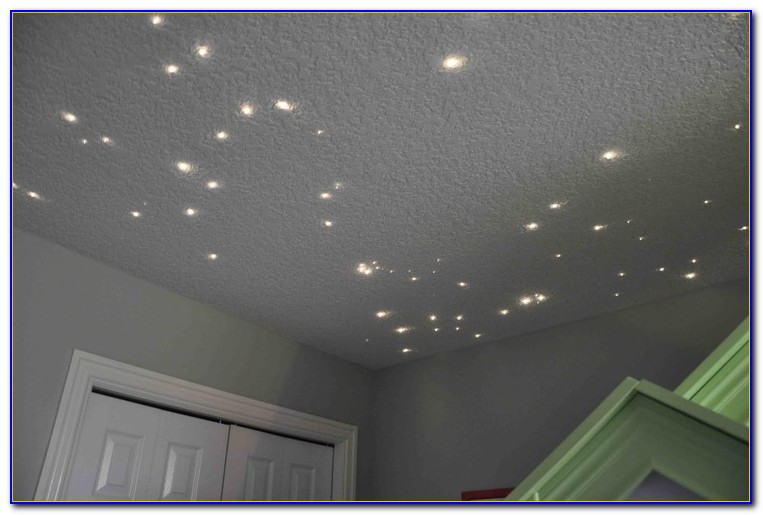 Fiber Optic Star Ceiling Panels