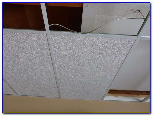 Fiberglass Drop Ceiling Tiles 2x4