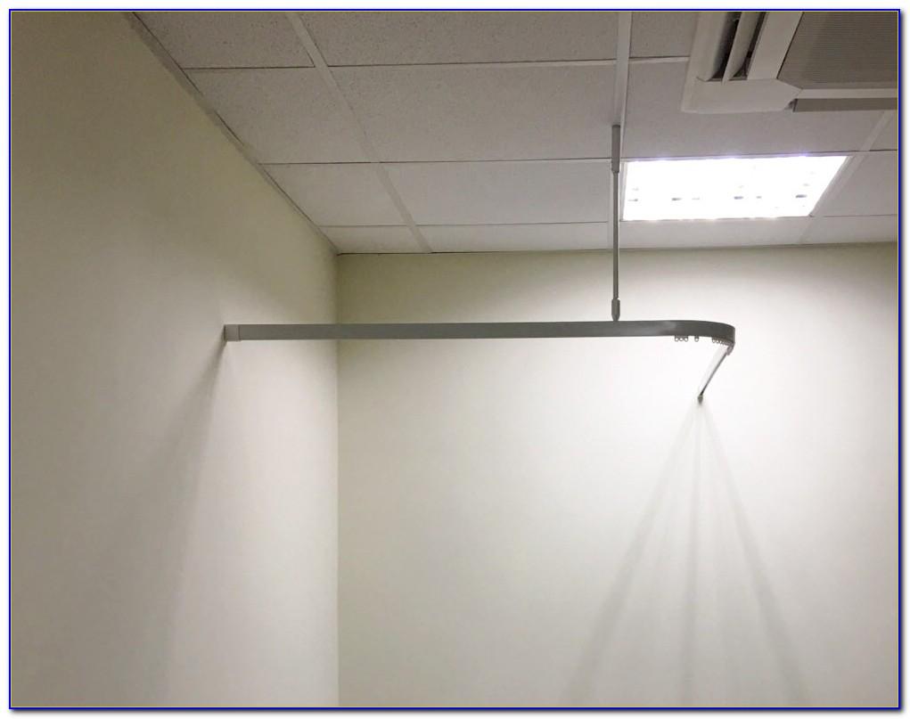 Flexible Ceiling Curtain Track Uk