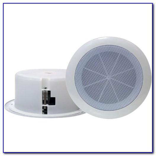 Flush Mount Ceiling Speakers 5.1
