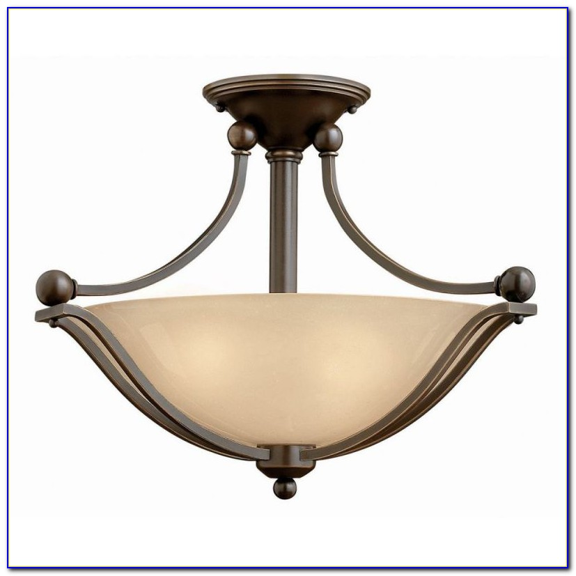 Flush Mount Chandelier Ceiling Light