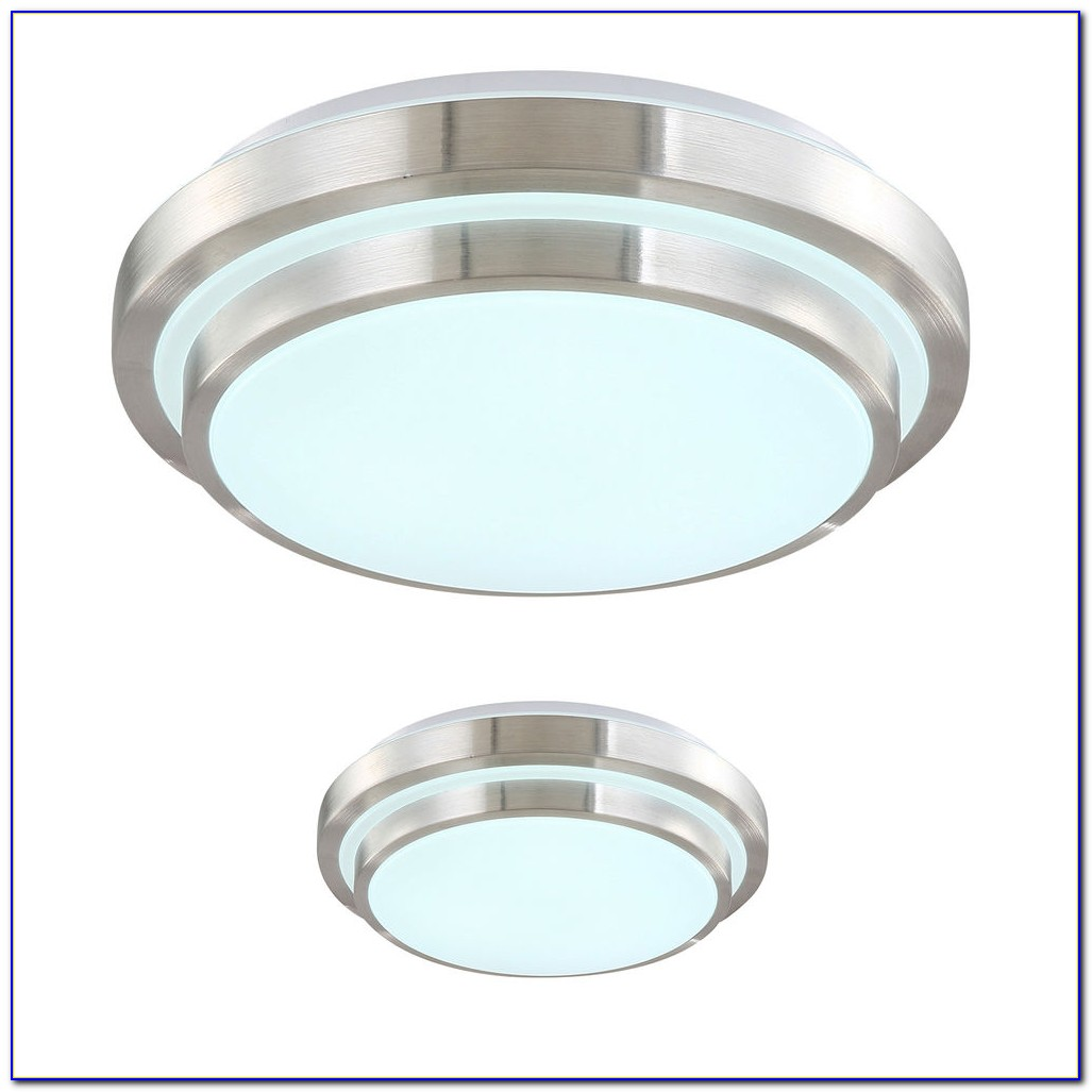 Flush Mount Crystal Ceiling Lights