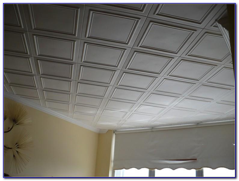 Foam Insulation Ceiling Panels