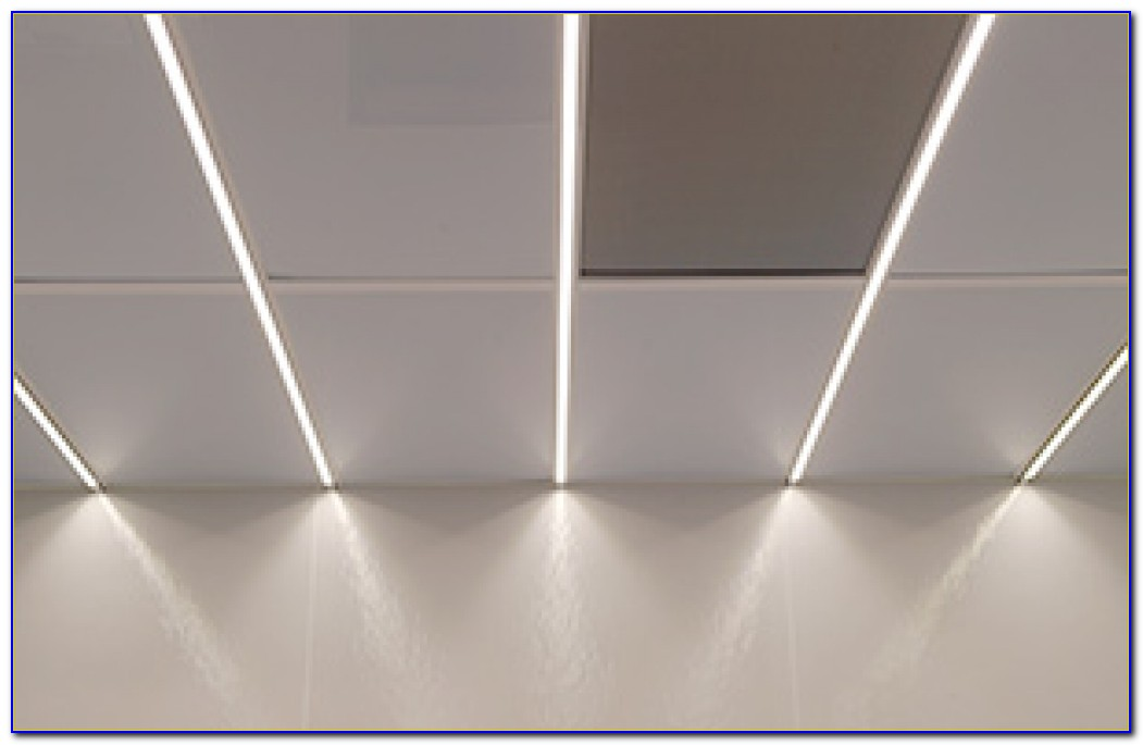 Grid Ceiling Light Fixtures