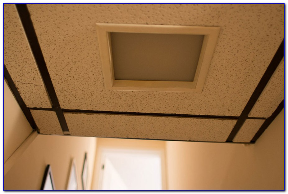 Halo Recessed Lighting For Drop Ceiling