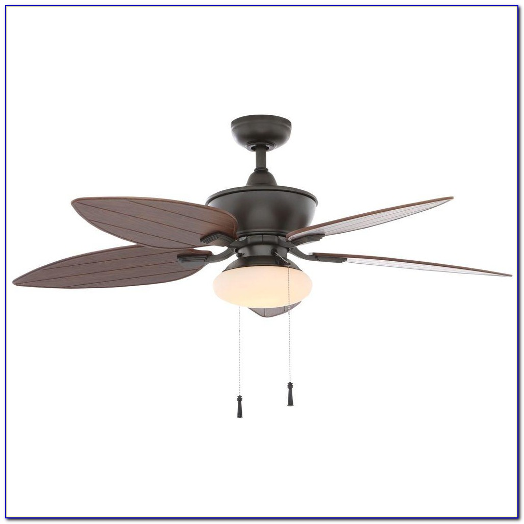 Hampton Bay Ceiling Fan Light Not Working
