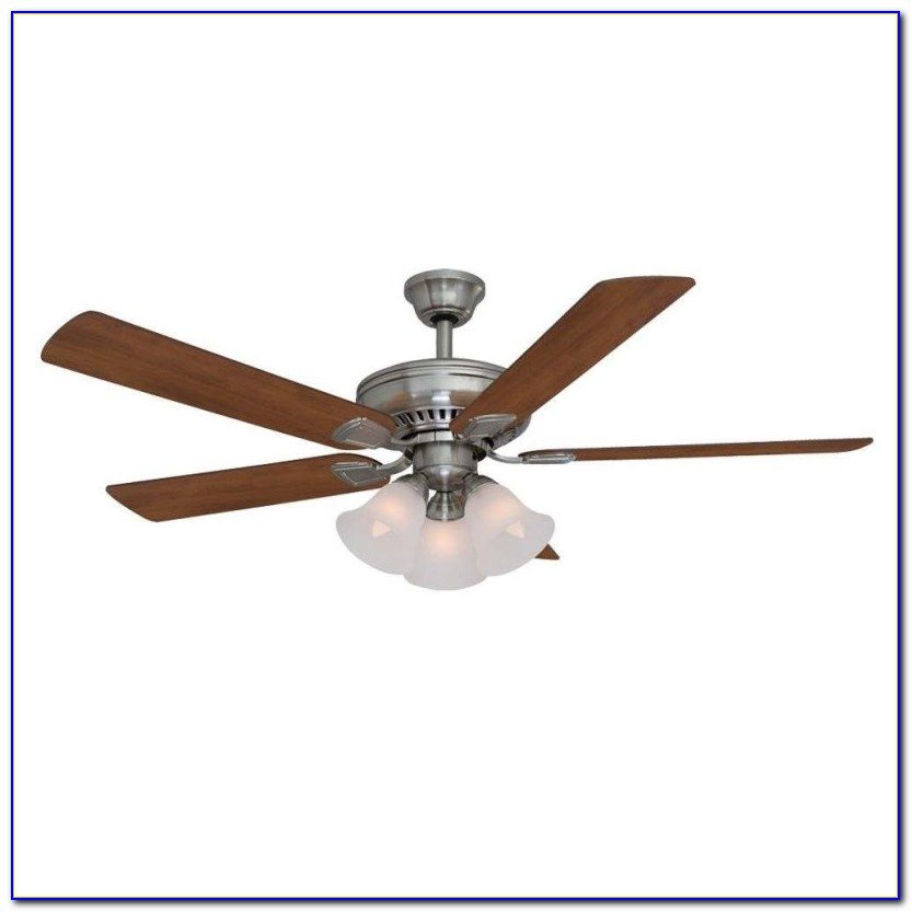 Hampton Bay Windward Remote Control Ceiling Fan And Light