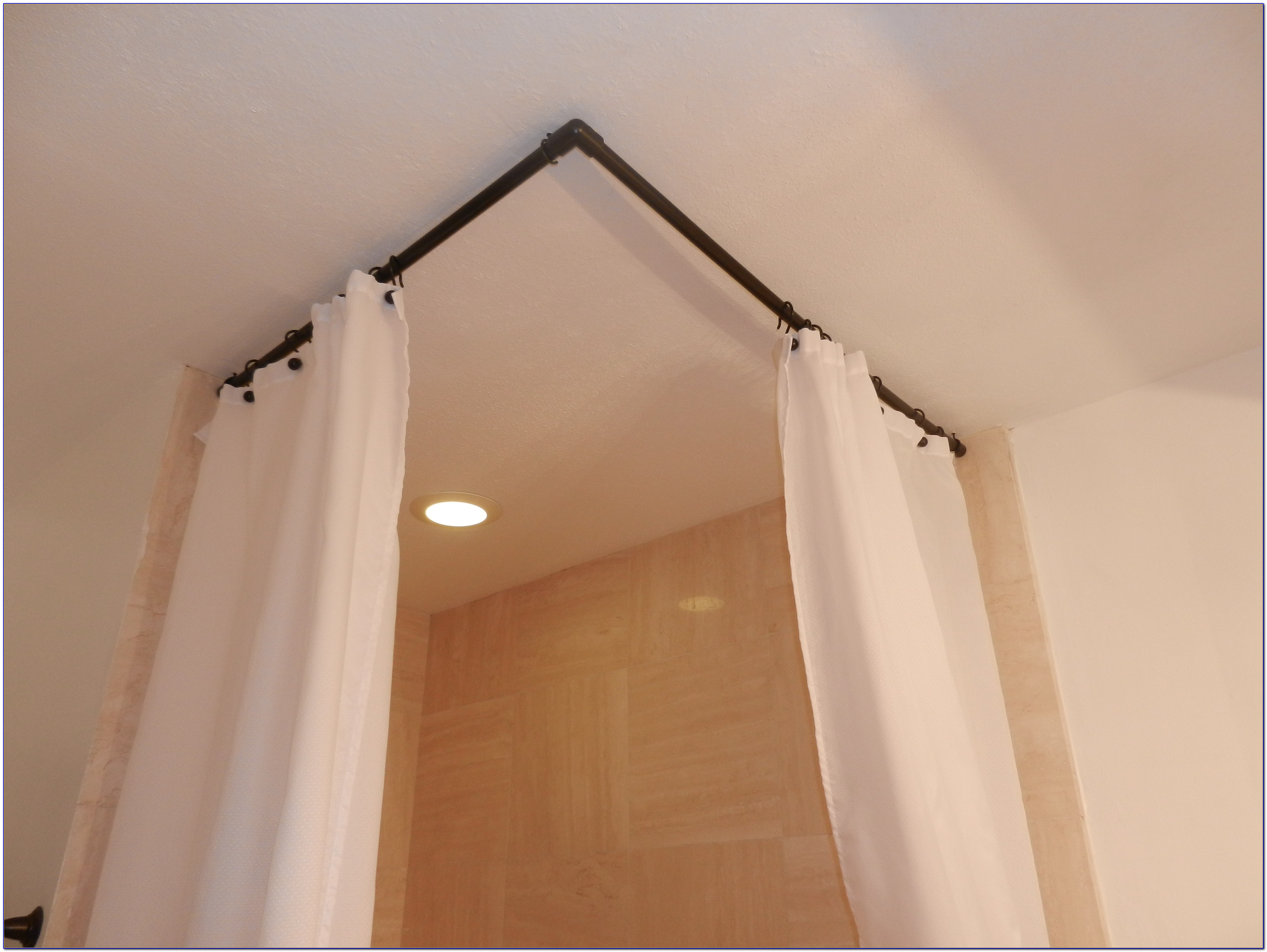 Hang Curtains From Ceiling Height