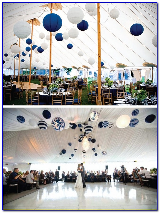 Hang Paper Lanterns From Ceiling