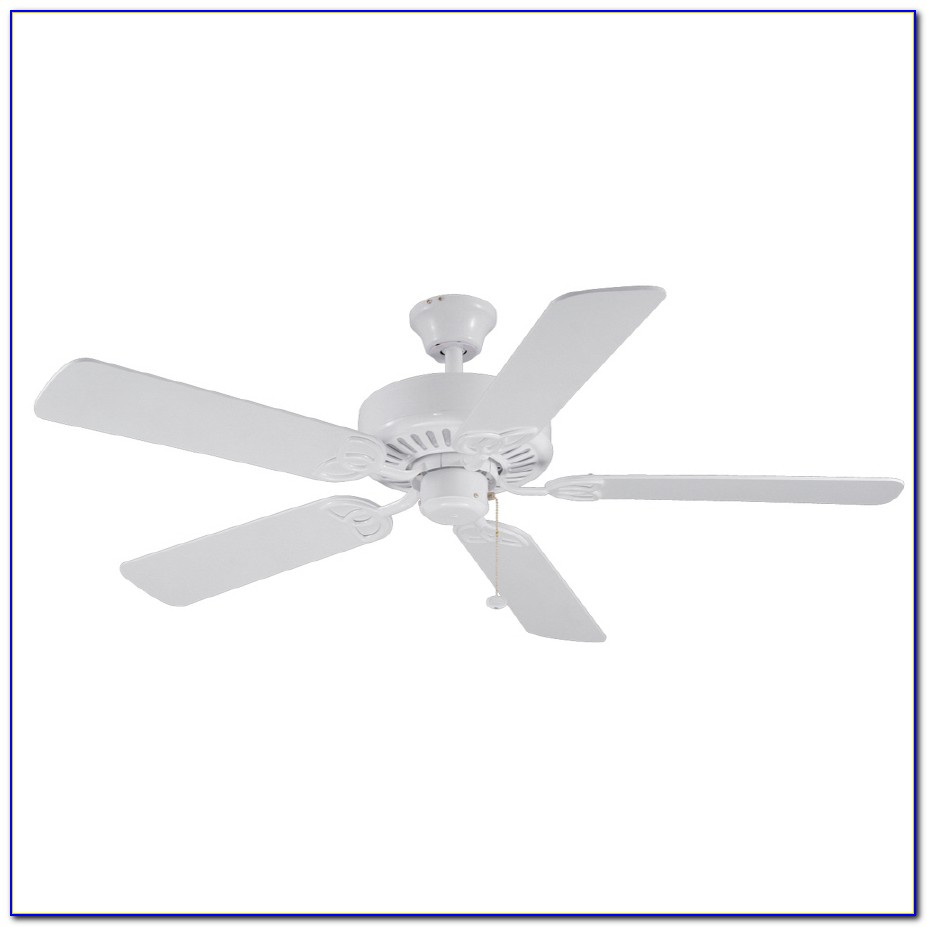 Harbor Breeze 42 White Ceiling Fan