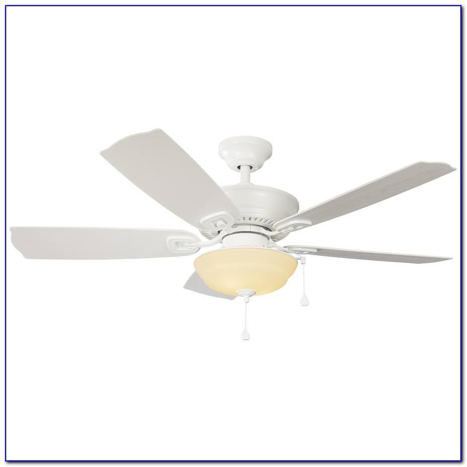 Harbor Breeze Annalise White Ceiling Fan