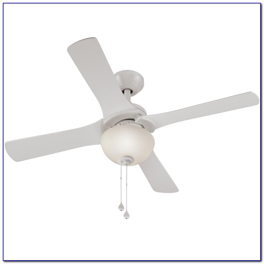 Harbor Breeze Antique White Ceiling Fan
