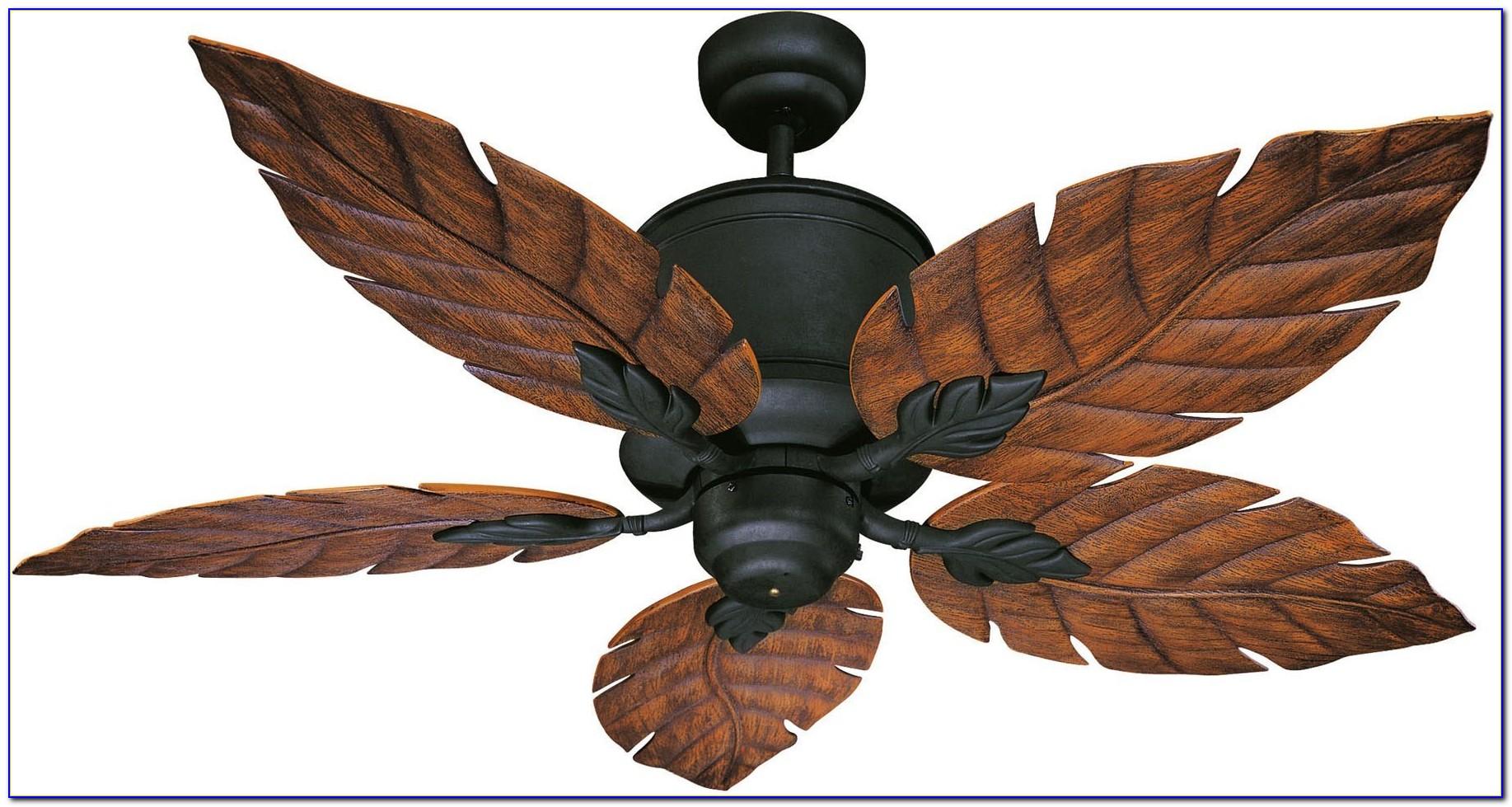 Harbor Breeze Leaf Blade Ceiling Fan