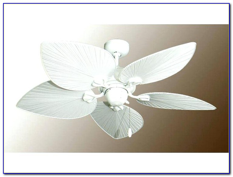 Harbor Breeze White Wicker Ceiling Fan