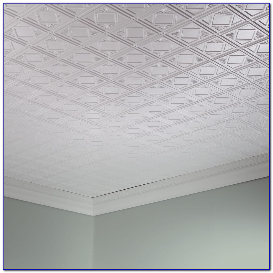 How To Cut Fiberglass Drop Ceiling Tiles