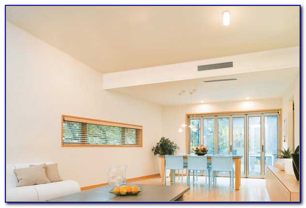 How To Install Heat Ducts In Ceiling