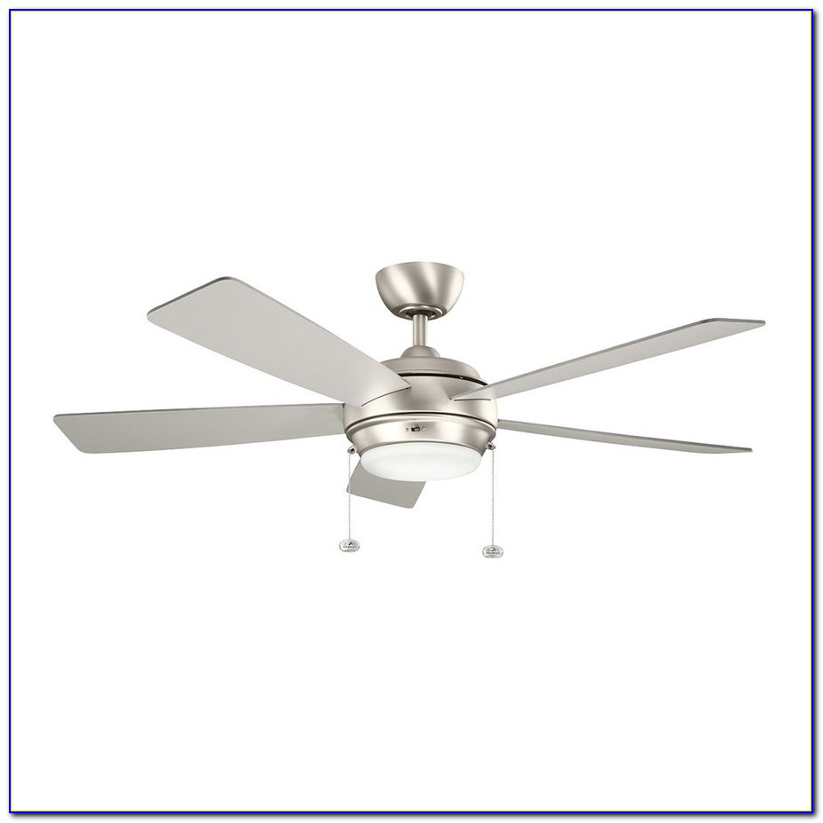 Hunter 52 Brushed Nickel Ceiling Fan