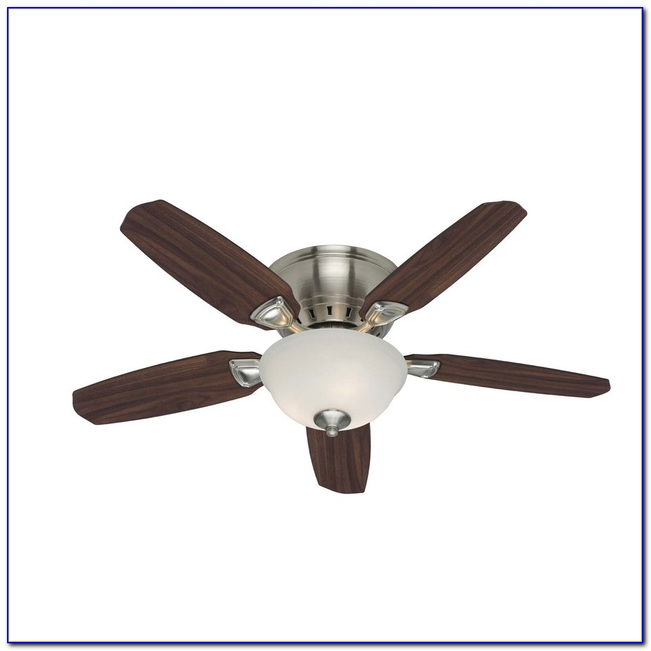 Hunter 60 Brushed Nickel Ceiling Fan