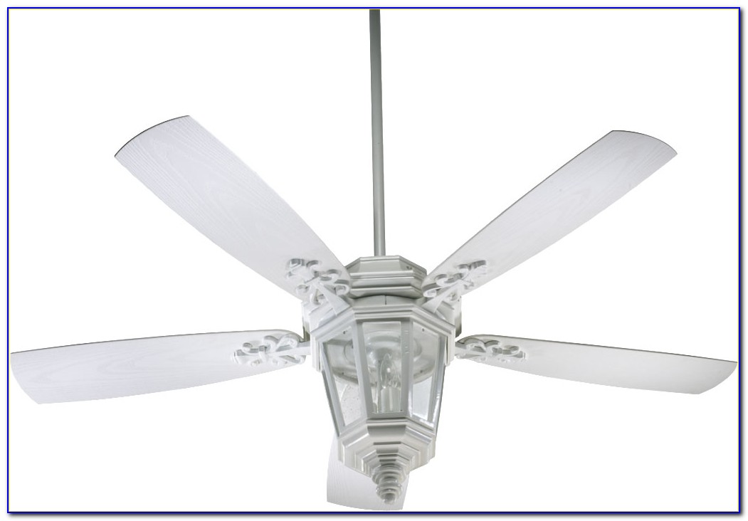 Hunter Bayview Ceiling Fan White