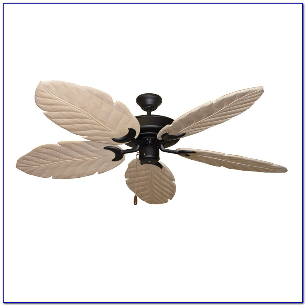 Hunter Ceiling Fan Leaf Blades