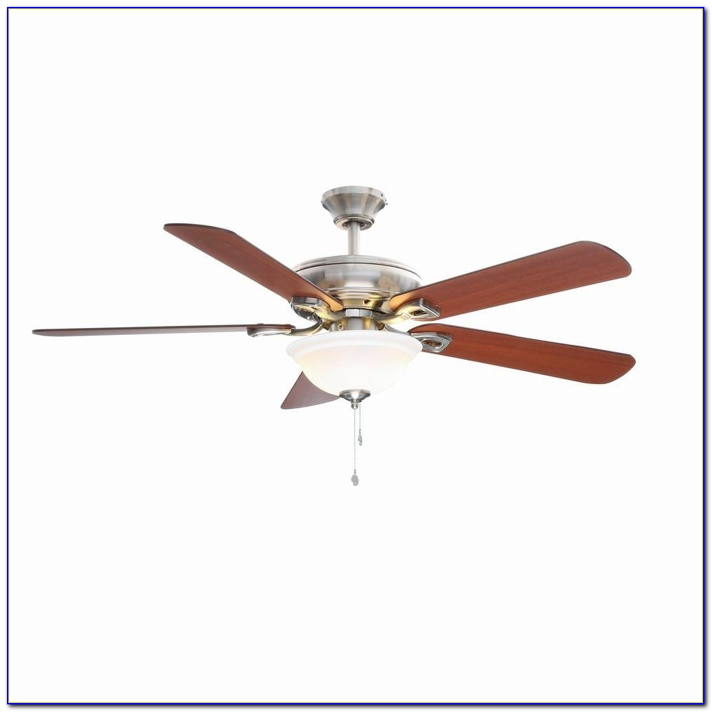 Hunter Douglas Ceiling Fan Installation