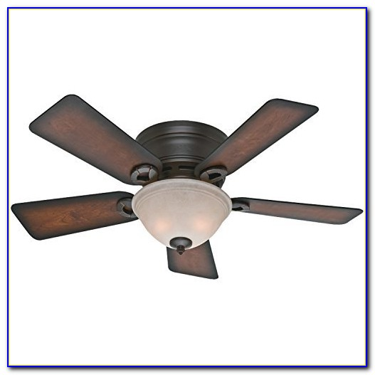 Hunter Hugger Ceiling Fans With Lights