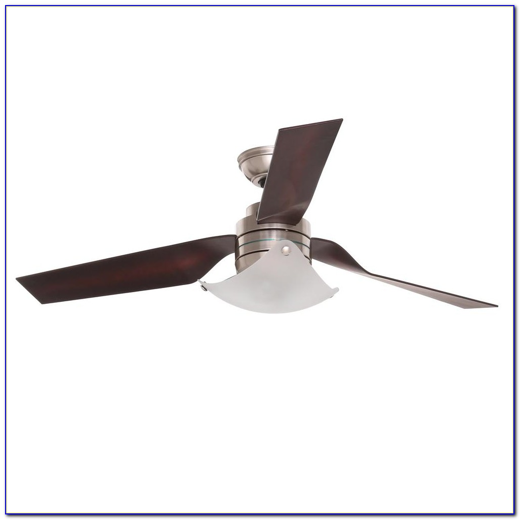 Hunter Stonington Brushed Nickel Ceiling Fan