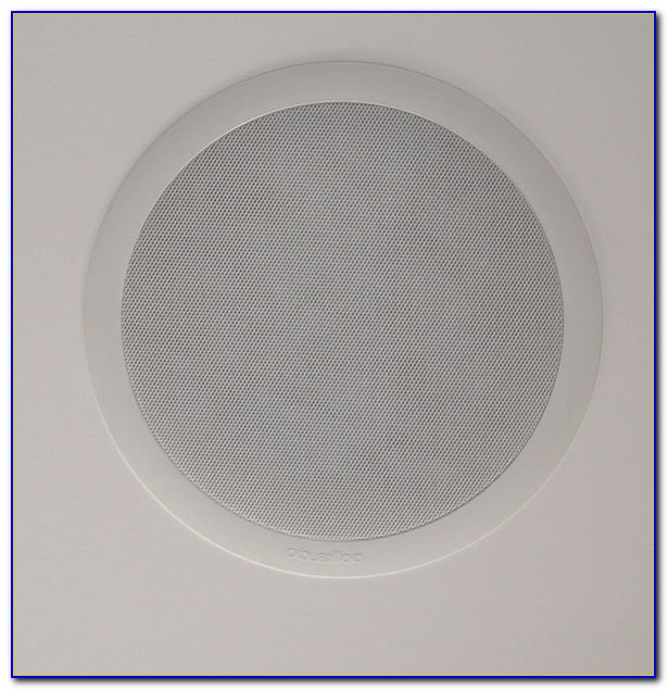 In Ceiling Surround Sound Speakers