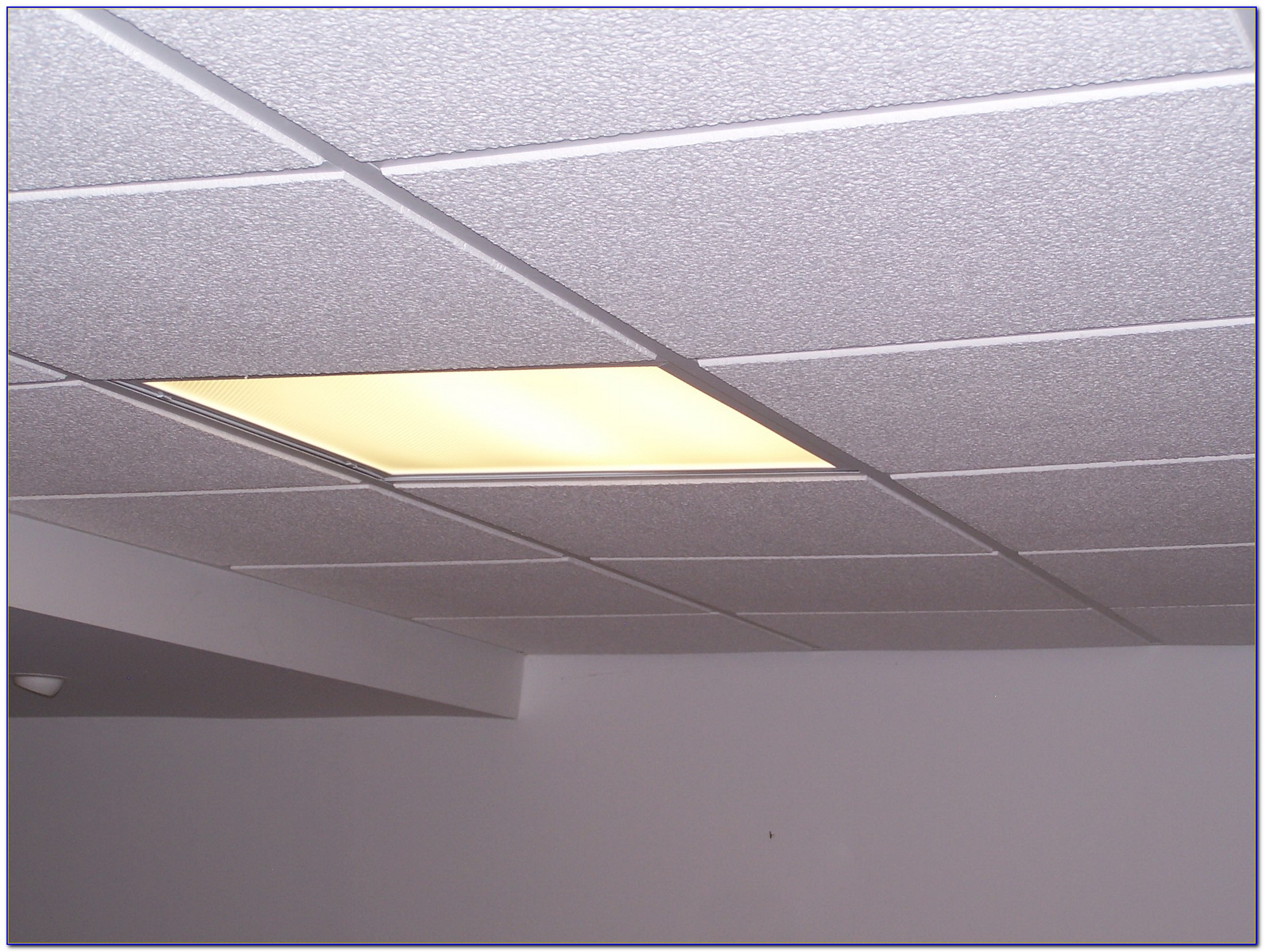 Installing Led Lights In Drop Ceiling