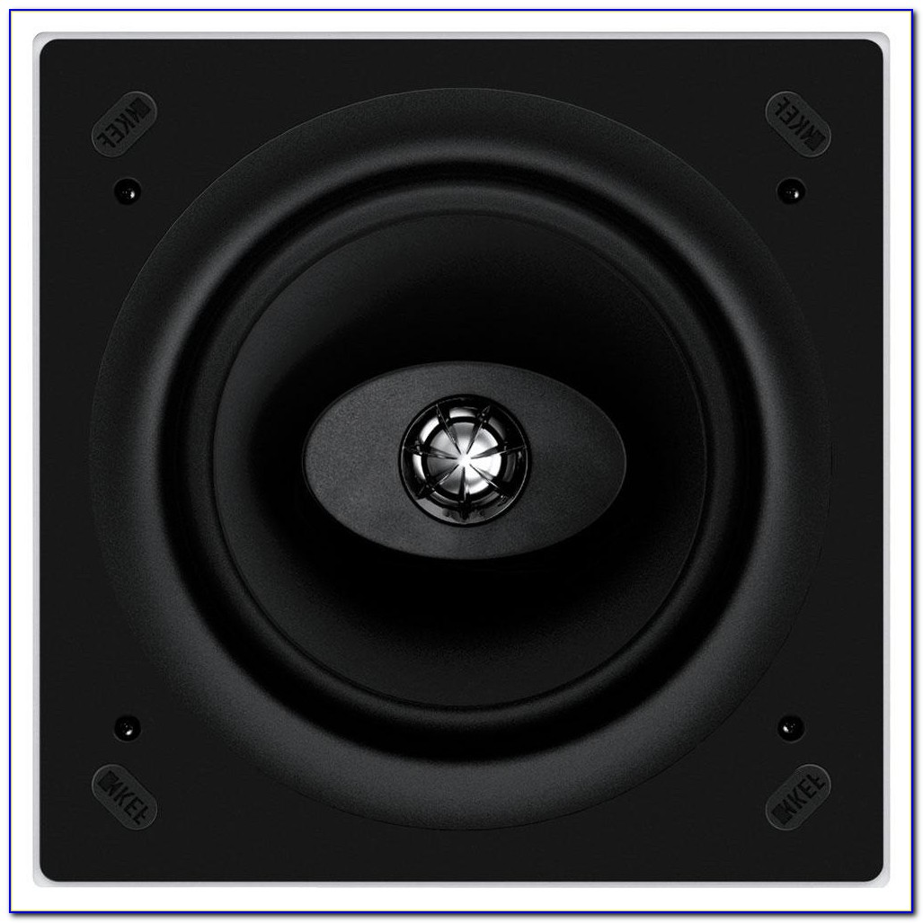 Kef In Ceiling Motorised Speakers