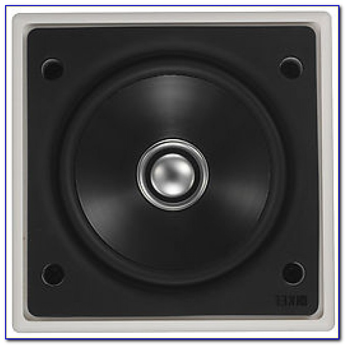 Kef Thx In Ceiling Speakers