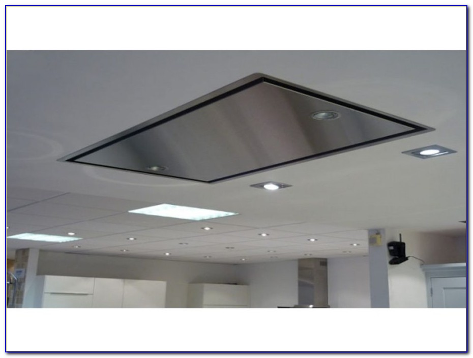 Kitchen Exhaust Fan Ceiling Mounted