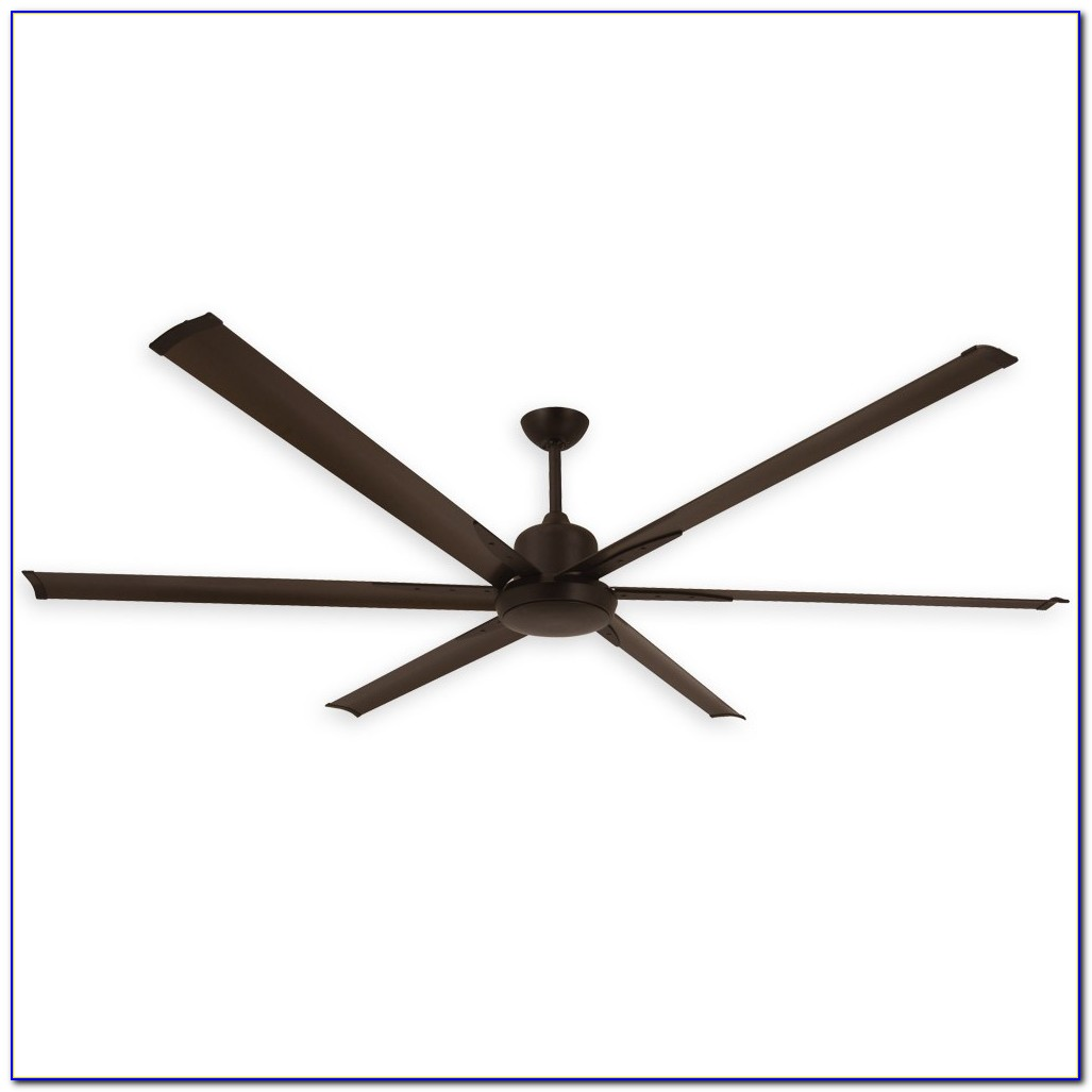 Large Commercial Outdoor Ceiling Fans