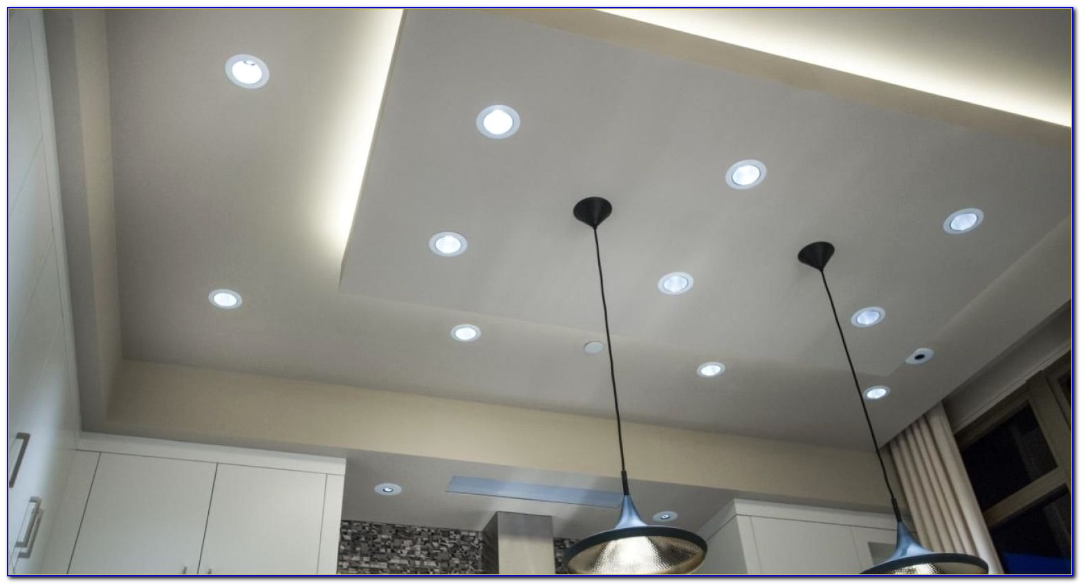 Led Can Lights For Drop Ceiling