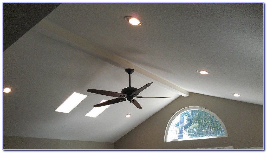 Led Recessed Lighting For Vaulted Ceilings