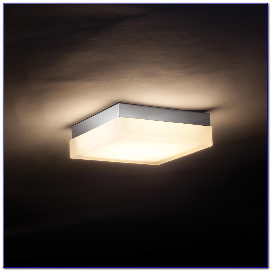 Led Rectangular Ceiling Flush Mount Light
