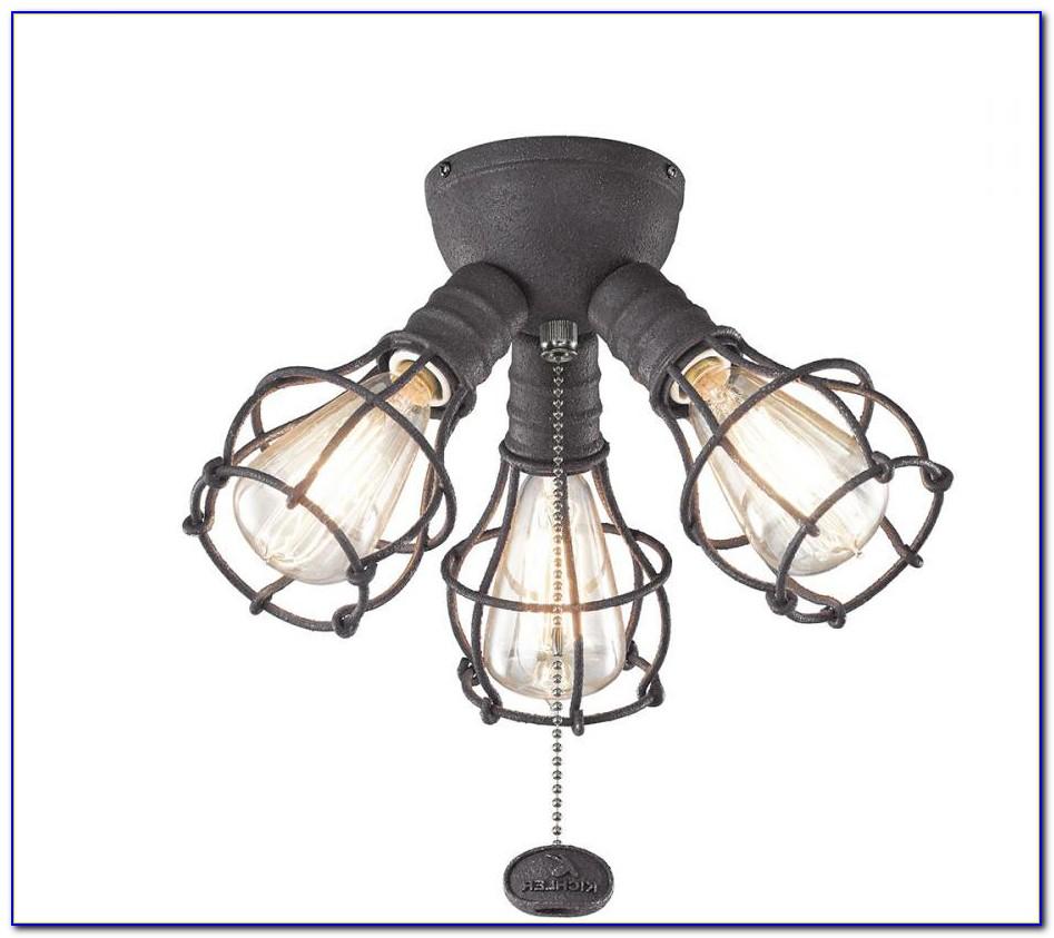 Light Kit For Ceiling Fan Installation